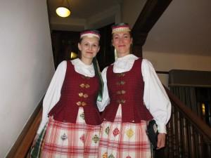 Svečiuose pas Stokholmo latvius