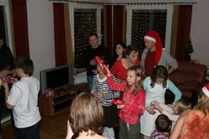 Kalėdinis vakarėlis