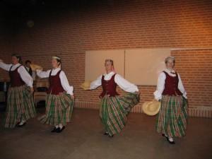 Lietuvių Bendruomenės priešadventinė vakaronė