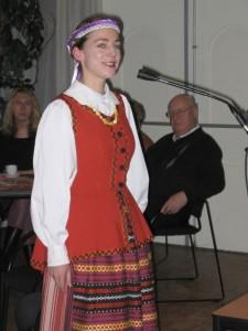 Olandija - pirmasis Baltijos pasirodymas užsienyje